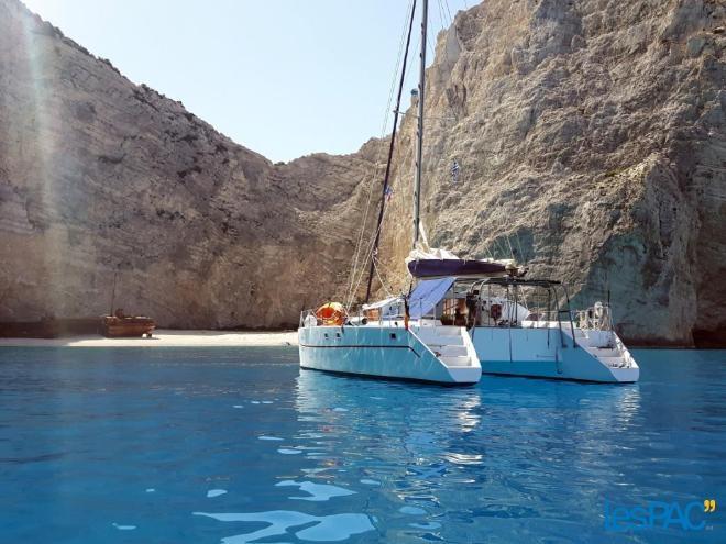 Location bateau en Grèce