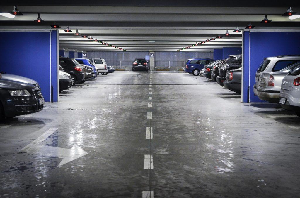 stationnement à Lyon